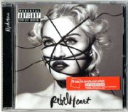 REBEL HEART - FRANCE (DELUXE SPECIAL EDITION) CD (Bonus Disc)